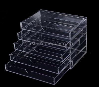clear acrylic drawer organizer