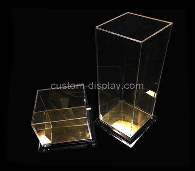 tall acrylic box