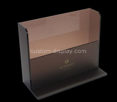 table top literature holder