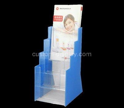 clear acrylic brochure holders