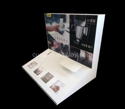 shop counter display stand