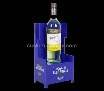 liquor bottle display
