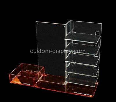 tiered shelf display