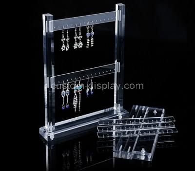 perspex jewellery display