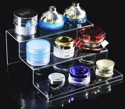 plastic shelf display
