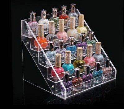 nail polish holder display