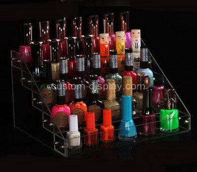 nail polish retail display