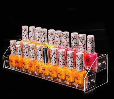 acrylic nail polish holder stand