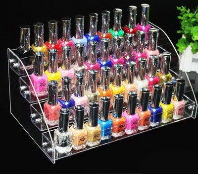 acrylic nail polish holder display