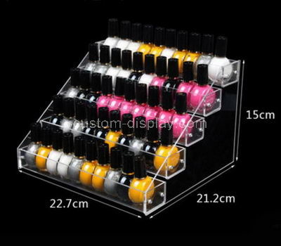 lucite nail polish holder for sale