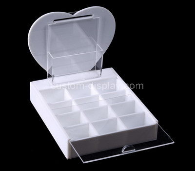 acrylic cosmetic product display stands