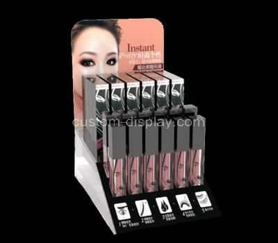 acrylic lipstick counter display