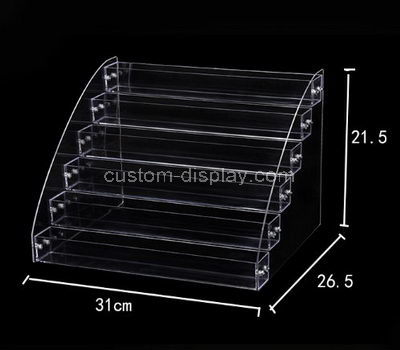 clear perspex display holder