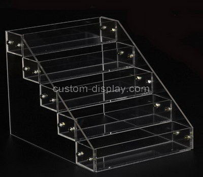 transparent acrylic display holder