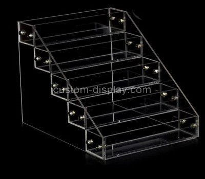 lucite nail polish holder display