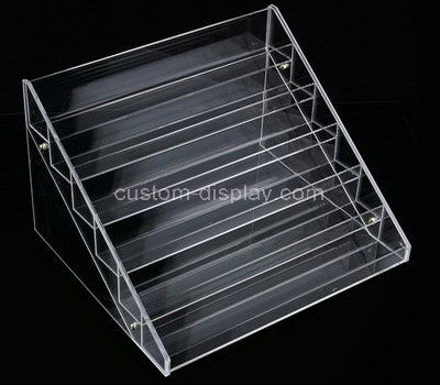 clear gel nail polish holder