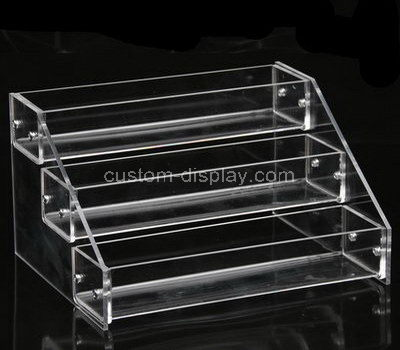 acrylic 3 tier display stand