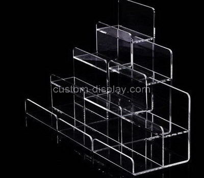 lucite tiered display