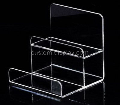 two tier display stand