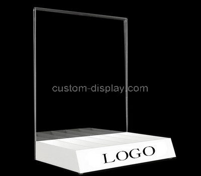 lucite cosmetic counter display