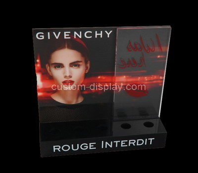 lucite cosmetic store display
