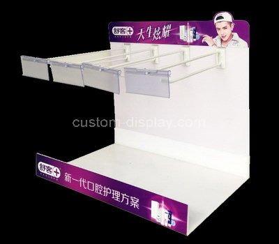 acrylic cosmetic display racks