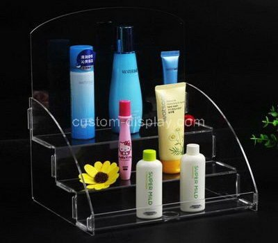 perspex 3 tier display stand