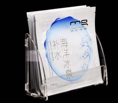 transparent mask holder