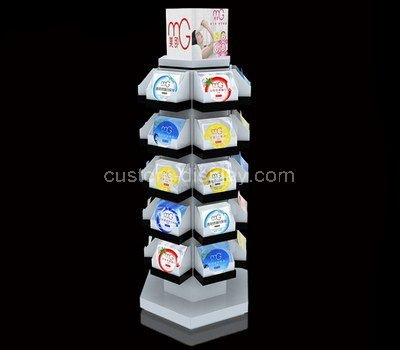 acrylic mask display stand