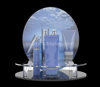 acrylic cosmetic counter display manufacturers