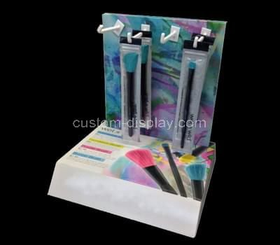perspex product display stand