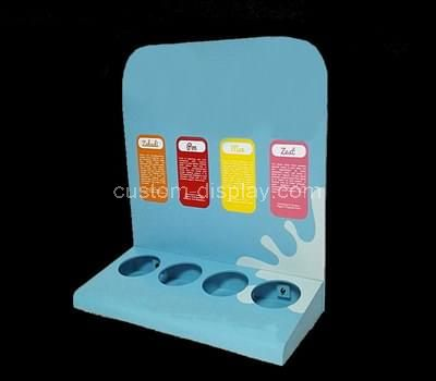 acrylic counter display stand
