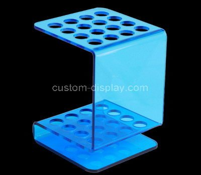 perspex counter display stand