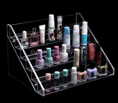 perspex cute nail polish holder