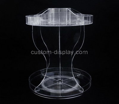 plexiglass makeup display stands for sale