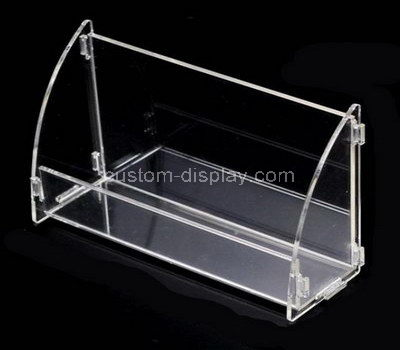 perspex face mask holder
