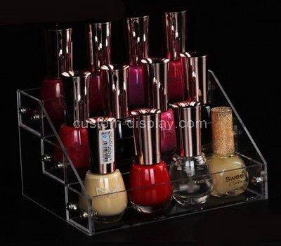 perspex nail polish holder stand