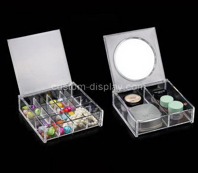 plastic compartment box