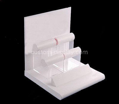 white display stand