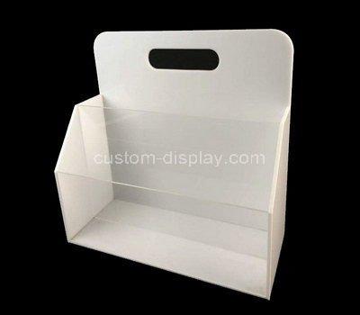 brochure holder display stand