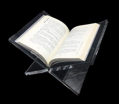 perspex book holder