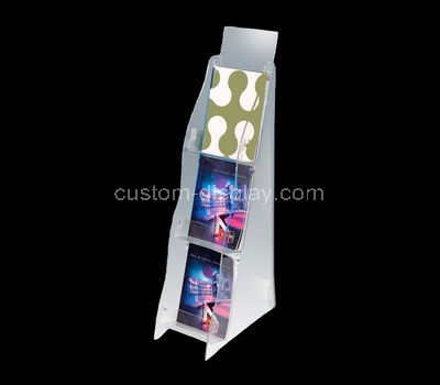 brochure rack freestanding