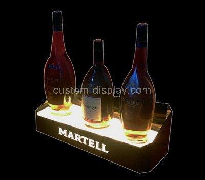 bar bottle display