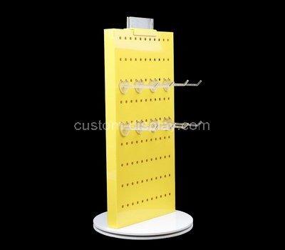 acrylic product rack display