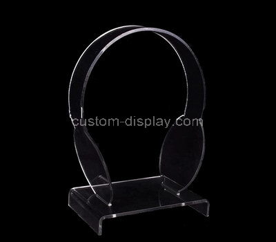 retail acrylic headphone display