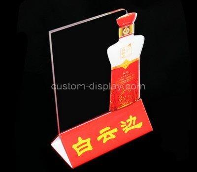 4x6 acrylic sign holder