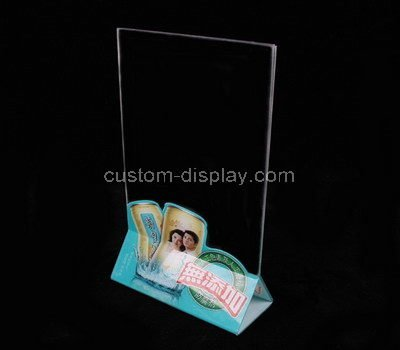 5x7 acrylic sign holder