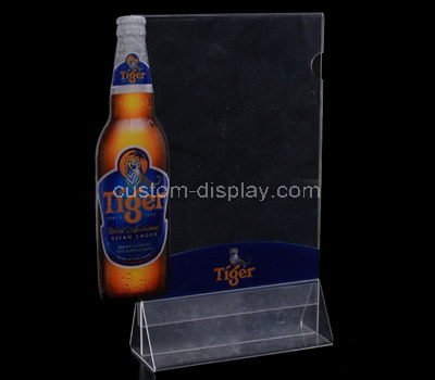 8.5 x 11 acrylic sign holder for tabletops