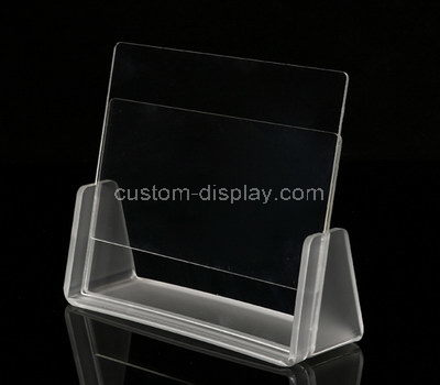acrylic tent sign holder
