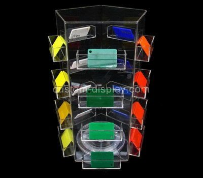 acrylic free standing retail display units